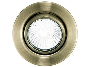 Eglo 87380Spot, métal, GU10, blanc