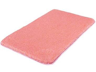 Kleine Wolke 5405413225 Tapis de bain Relax 70 x 120 cm Rose pastel