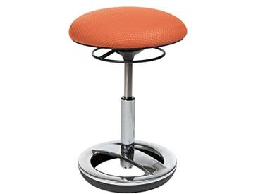 Topstar Tabouret, Polyester, Orange