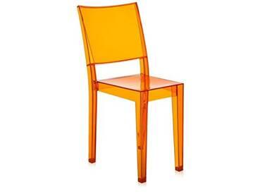 Kartell La Marie Chaise Arancione
