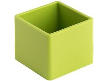 Geelli GFU-CUB-C50 Fusto Cubo Polyurethane, Green, 10x10x8 cm