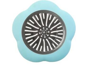 IBILI 748300 Grille pour Évier, Plastique, Bleu, 11 cm