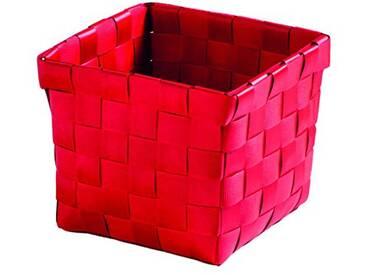 Kleine Wolke 5862459059 Boite Brava Taille S Rouge, polypropylène, 11,5 x 10 x 11,5 cm
