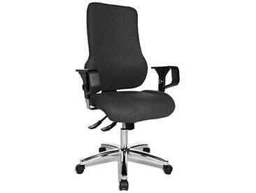 Topstar Chaise de Bureau Sitness 55avec accoudoirs réglables
