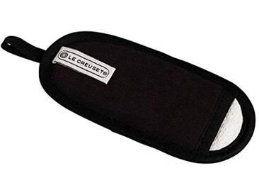 Le Creuset Manchon textile, noir