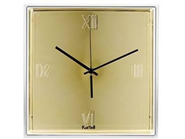 Kartell TIC&TAC Horloge, or