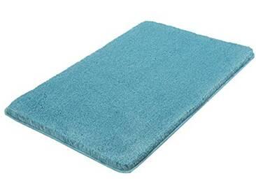 Kleine Wolke Of Germany Relax 5405672360 Tapis de bain Turquoise 100 x 60 cm
