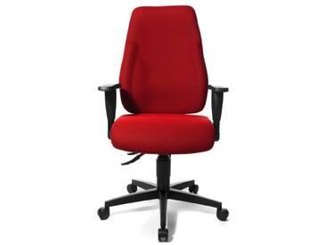 Topstar Lady Sitness Fauteuil de bureau pivotant avec siège réglable pour femme
