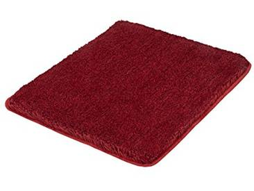 Kleine Wolke 5405453539 Tapis de bain Relax 55 x 65 cm Rubis