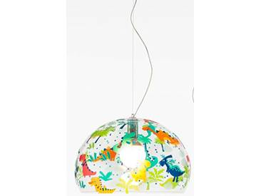Kartell Lampe à suspension e27, dinosaure, 52x 33x 46