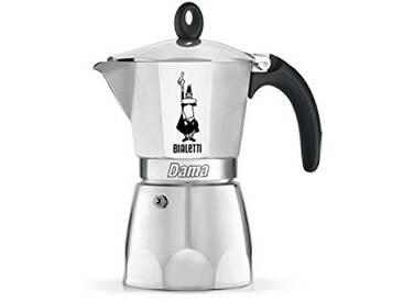 Bialetti - 2153 - Dama - Cafetière Italienne en Aluminium - 6 Tasses