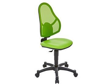 Topstar Open Art Chaise de bureau pivotante Junior vert