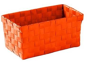 Kleine Wolke 5862488060 Brava Boîte Taille M Polypropylène Orange 21,5 x 9,5 x 11,5 cm