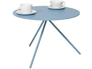 Lourens Fisher Mom Une Table Occasionnelle, en MÉTAL, Bleu