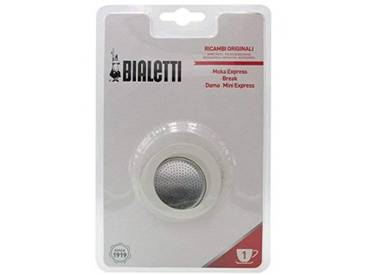 Bialetti 3 Joints et 1 Filtre - 1 Tasse
