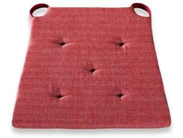 Badenia Bettcomfort 03879310103 Lot de 2 cousins cousus pour chaise 42 / 35 x 40 x 4 cm