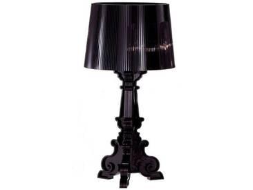 Kartell 9070Q8 Lampe de table Bourgie (Noir)